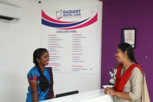 Patient Care at Radiant